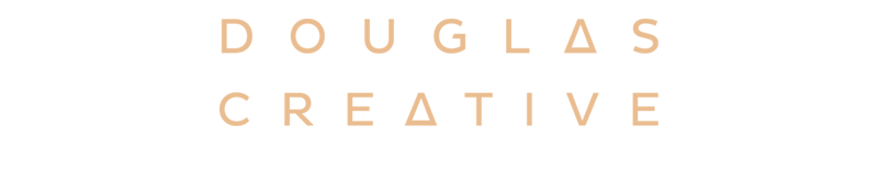 Douglas Creative Mobile Logo